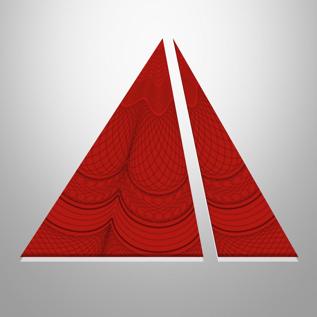 Appicon 1024 pyramid a1