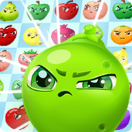 Angry Fruits icon
