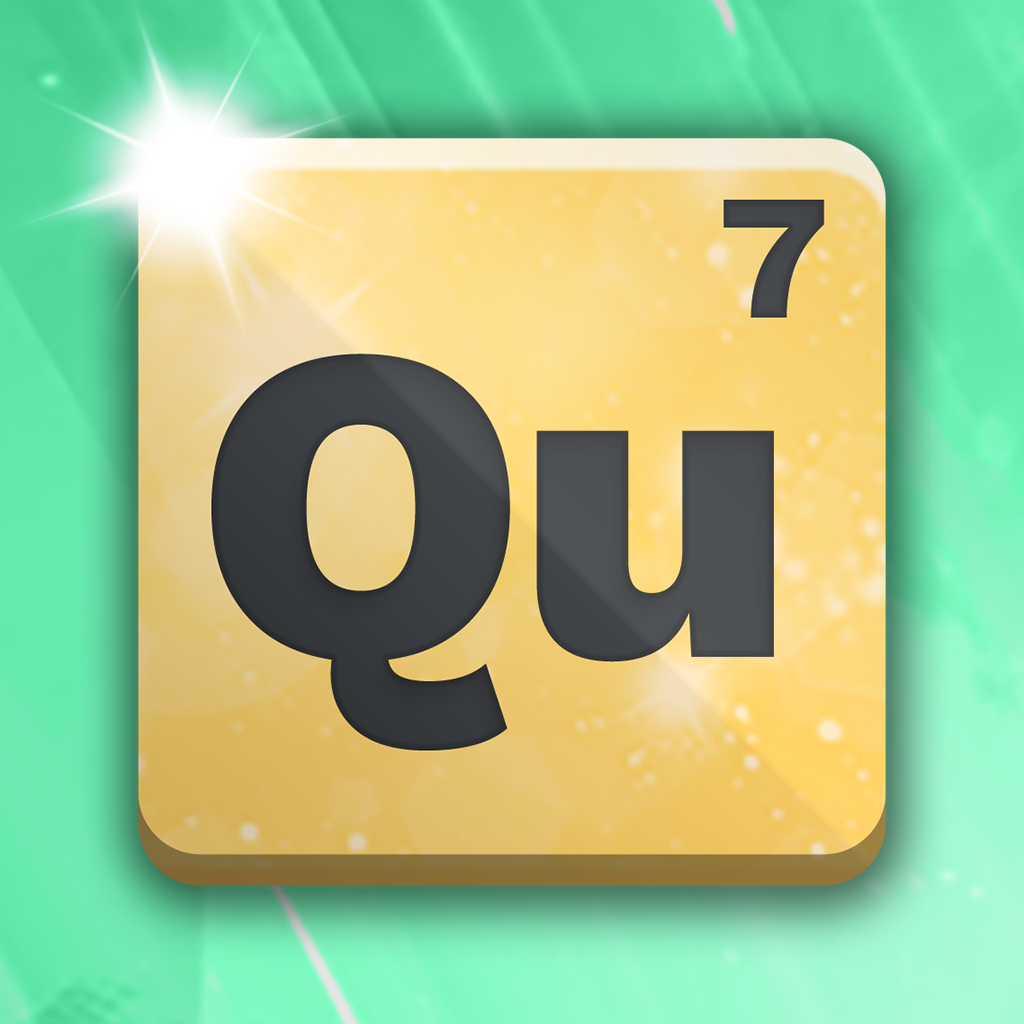 Word cube app icon 2