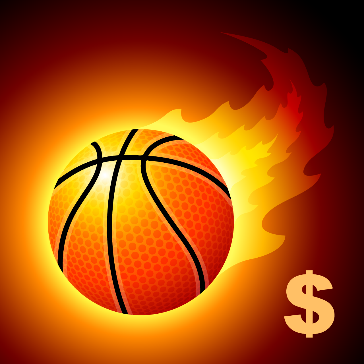 Cash Dunk - Dunk Shot Tournaments icon