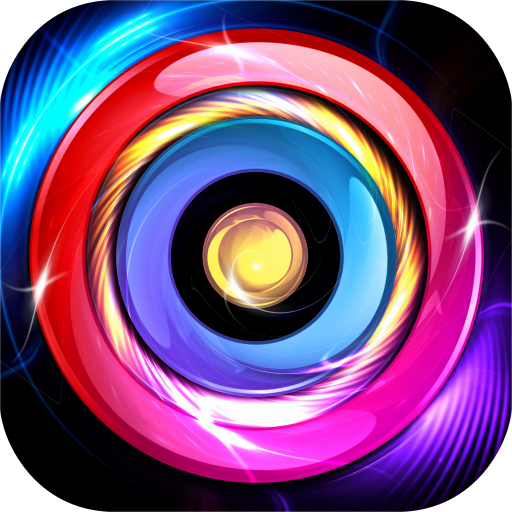 Color ring android icon 512