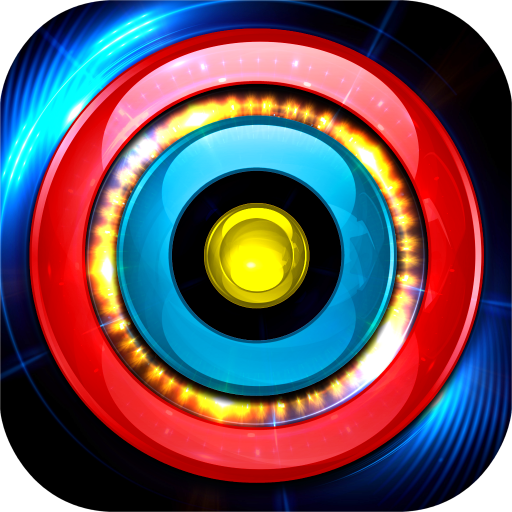 Color ring cash tournament icon 512