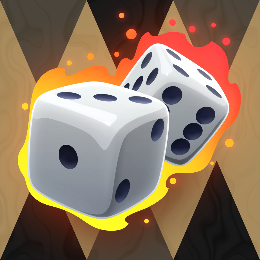 Appicon backgammon