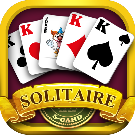 Solitaire puzzle android icon 512